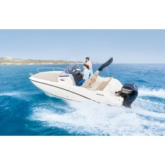 2019 QUICKSILVER ACTIV 605 SUNDECK on stock (19 Foot)