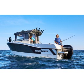 QUICKSILVER 605 Pilothouse (19尺)