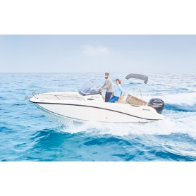 QUICKSILVER ACTIV 605 SUNDECK (19 Foot)
