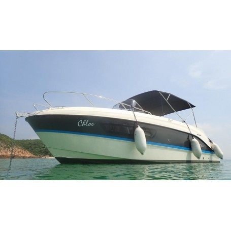 2015 QUICKSILVER ACTIV 805 SUNDECK (26 Foot)