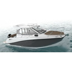 QUICKSILVER Activ 675 Weekend (22 Foot)